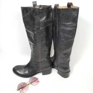 Lucky Brand Hibiscus Tall Riding Boots, 9.5